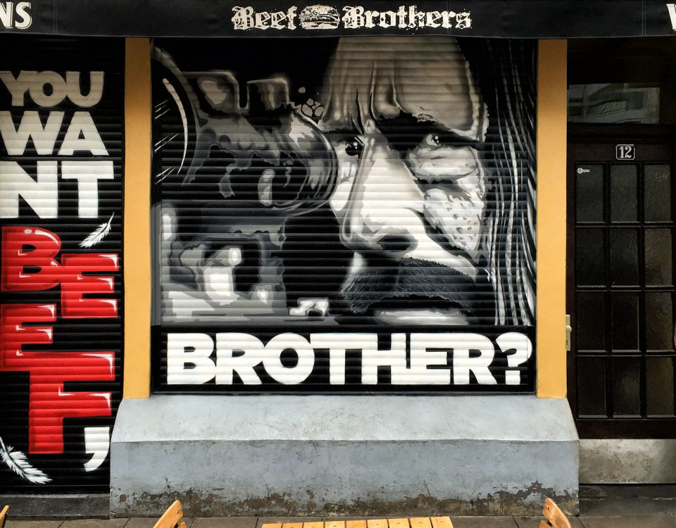 Henning Hüttner - Portfolio - Beef Brothers